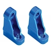 Factory Team Blue Aluminum Servo Mount (2)