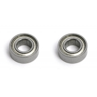 Bearings, 4 X 8 X 3 MM, rubber sealed (2) Featured Photo