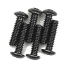 "4-40 x 7/16"" Button Head Cap Screws (6)"