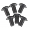 M3 x 0.5mm x 5mm Button Head Cap Screws (6)