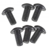 M3 x 0.5mm x 6mm Button Head Cap Screws (6)