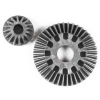 Touring Car Differential Ring Gear and Drive Pinion Gear
