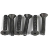 "4-40 x 5/8"" Flat Head Socket Screws (6)"