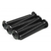 "4-40 x 3/4"" Button Head Socket Screws (6)"