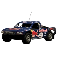 1/8 Short Course Race Truck, RTR, Red Bull Body Featured Photo