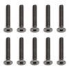 M3x18mm Flat Head Cap Screws (10)