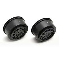 KMC Rear Wheel, Black: SC10 Featured Photo