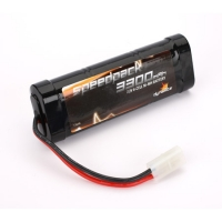 Speed Pack 3300mAh NiMH 6 Cell Flat Featured Photo
