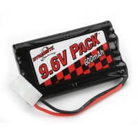 9.6V 8-Cell 600mAh NiCd Toy Pack Featured Photo