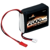 Speedpack 7.4V 2S 2000mAh 5C LiPo RX Receiver Battery for 1/8-Scale