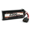 7.4V 2S 2200mAh 25C LiPo Battery with Traxxas Connector for Traxxas 1/16 Vehicles