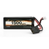 11.1V 3S 1500mAh 25C LiPo Battery with Traxxas Connector and JST-XH Balance Plug for Traxxas 1/16 Vehicles