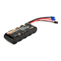 Speedpk 6V 5100mAh NiMH 5C Flat Receiver Pack: 5T Featured Photo