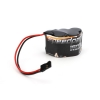 6V 1600mAh NiMH Receiver Pack, 3+2 Hump