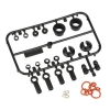 PowerStroke Scaler Shock Plastic & Rebuild Kit