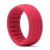 1/8 Buggy or SC Shaped Soft Red Inserts (4)