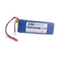 11.1V 3S 1000mAh 20C LiPo Battery with JST Connector Featured Photo