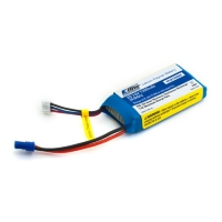 7.4V 2S 1300mAh 20C LiPo Battery with EC2 Connector Featured Photo