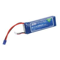 11.1V 3S 3200mAh 30C LiPo Battery with EC3 Connector Featured Photo