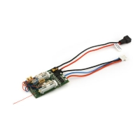 DSM2 6-Channel Ultra Micro AS3X Brushless ESC/Receiver Unit Featured Photo