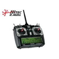 Aurora 9 2.4Ghz Transmitter (with Optima 6E Receiver) Featured Photo