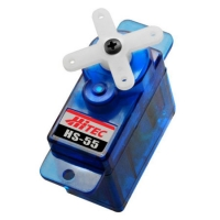 HS-55 Ultra Micro Servo Featured Photo