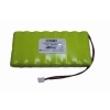 9.6V 1600mAh NiMH Transmitter Battery for Focus or Lynx 3D