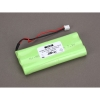 7.2V 1300mAh NiMH Flat Transmitter Pack for Aurora 9