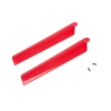 Main Rotor Blades, Red (2): MSRX
