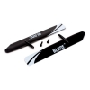 Fast-Flight Main Rotor Blade Set w/Hdwe: mCP X BL