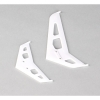 Stabilizer/Fin Set, White: 300 X