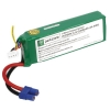 11.1V 3S 2200mAh 25C LiPo Battery with EC3 Connector