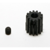 48 Pitch 13 Tooth (13T) Black Aluminum Pro Pinion