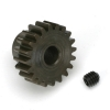 Extra Hard 5mm Bore .8 Module(31.75P) Pinion 20T