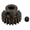 Extra Hard 5mm Bore .8 Module(31.75P) Pinion 21T