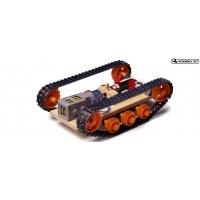 Tracked Vehicle Chassis Featured Photo