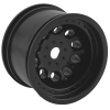 "Revolver 3.2"" Monster Wheel 17mm,StableMaxx,Blk(2) Photo #1"