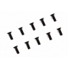 M3x6 Flat Head Torx Screws (10)