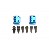RC Adapters - For TRF201 Aluminum Uprights Featured Photo