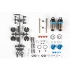 RC Buggy Big Bore Damper Front - Aeration Type 2pcs