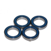 Dual Rubber Sealed Ball Bearing Set for Associated TC4 (24) Photo #1