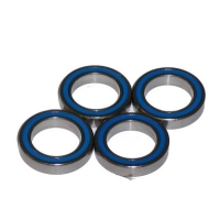 Dual Rubber Sealed Ball Bearing Set for Associated TC4 (24) Featured Photo