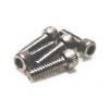 4-40 x 3/8 Cap Head Screws (Steel) (5)