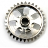 64 Pitch 23 Tooth Ultra Series Titanium Pinion