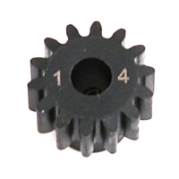 1.0 Module Pitch Pinion, 14T: 8E Featured Photo