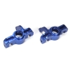 Alum Front Spindle Set, Blue (2): 5IVE-T Photo #1