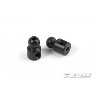 ALU 5 MM BALL END - BLACK (2) Featured Photo