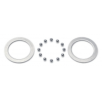 Diff Washer Plus Steel Ball Set (2.4mm) (2+12) Featured Photo