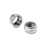 T2 Aluminum Shock Cap Nut with Vent Hole (2) Featured Photo