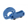 Alu Motor Holder - Universal (Blue)